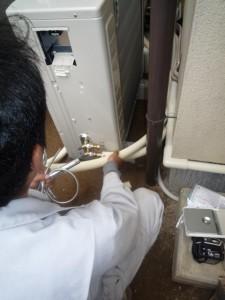エコキュート用アルミ補強層付5層管