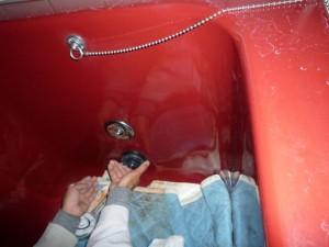 風呂アダプター