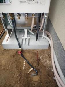 給水配管 追い焚き配管