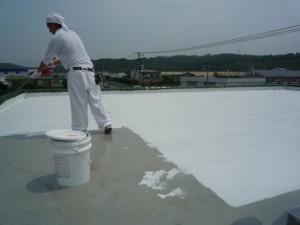 外壁・屋根 ガイナ塗料 遮熱・断熱塗装 防水塗装