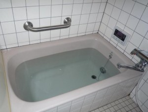 お風呂リモコン