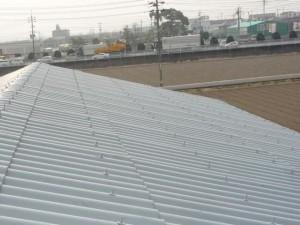 太陽光発電システムの工事開始