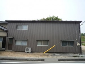 淀川製作所 塗装鋼板 ガルバリウム 萠 きざし