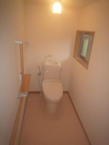 おトイレ工事