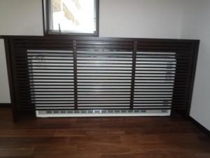 ユニデール蓄熱暖房機