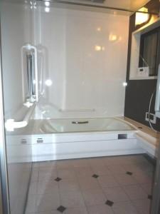 鋳物ホーロー浴槽