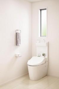 リフォーム対応用トイレ