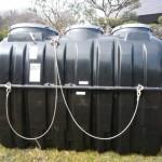 7人槽の合併浄化槽