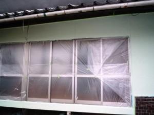 屋根補修工事 屋根塗装工事 エアコン工事 照明工事 納屋倉庫解体処分工事