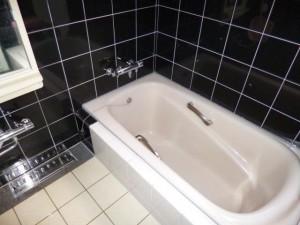追い焚き用風呂アダプター
