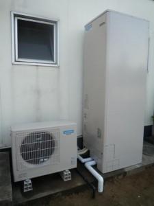三菱エコキュート SRT-HP46N3 給湯専用