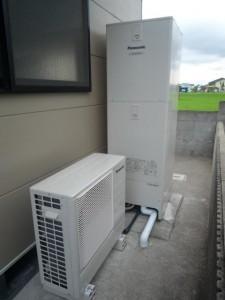 パナソニックエコキュート HE-K37BXS 酸素入浴機能付きフルオート