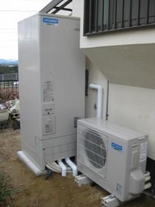 三菱エコキュート SRT-HP37N3 給湯専用