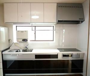 ミカド エスミオ 2700 人工大理石天板 システムキッチン